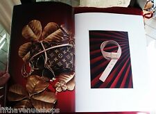Louis Vuitton Display Book 2012 NEW 53 Pages Purse Shoes Belt Toby Mcfarlan Pond
