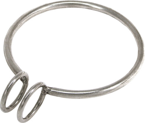 boat anchor retrieval ring 5 1//2 in stainless steel SS marine lift aid SL52064