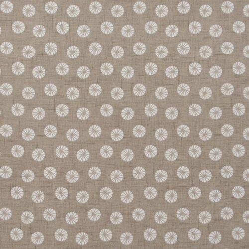 Studio G Daiquiri Mocha Fabric Remnant 100/% Cotton 50cm x 40cm