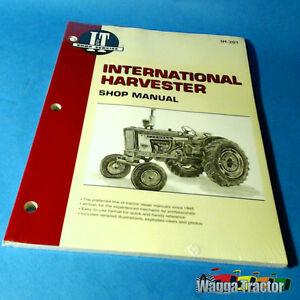 ih201 workshop manual international ih b275 b414 384 444 tractor rh ebay com au International B414 Model International B414 Seat