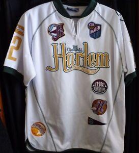 The-Original-Harlem-Globetrotters-Large-Size-44-Basketball-Jersey-T-shirt