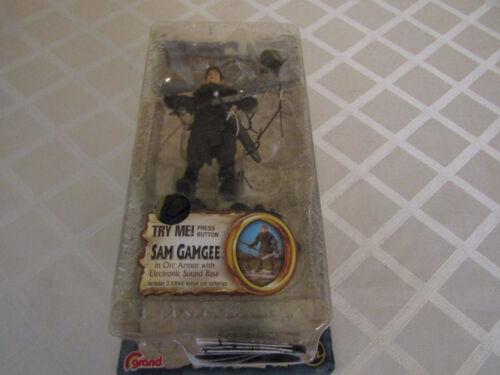 Le Seigneur des Anneaux Orc Armor SAM GAMEGIE figurine ROTK Toy Biz International