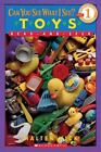 Can You See What I See?: Toys - Read-and-Seek by Walter Wick (2008, Paperback)