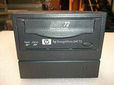 Hp q1527a Q1523a c7497a 333748-001 Storageworks Dat72 Dat 72 4mm dds-5 De Escritorio