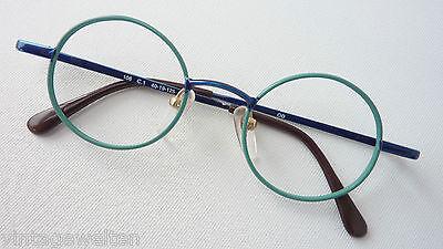 Od Blu-verde Nichel Occhiali Metallo Versione Circa Bambini Telaio Frame Occhiali Sizek-mostra Il Titolo Originale