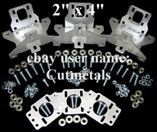 "DIY 2""x4"" Gantry kit for CNC Plasma cutting table fits Nema 23 stepper motors"