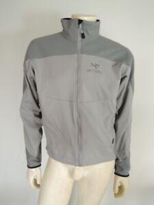 Vintage-Arct-039-eryx-Sigma-AR-Jacket-Windstopper-Canada-Grey-Size-MEDIUM