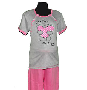 S...2xl Farbwahl Nourishing Blood And Adjusting Spirit Hot Sale Schwangerschaft/still-pyjama 3/4 Gr Maternity