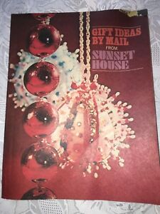 Christmas Mail Order Catalog.Details About Vtg 1965 Sunset House Christmas Catalog Weird Gifts 31 Pages Mail Order