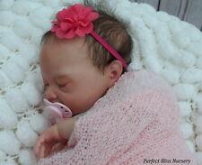 *PBN* YVONNE ETHERIDGE  REBORN BABY GIRL SCULPT LEXI 0217 BY SANDRA WHITE