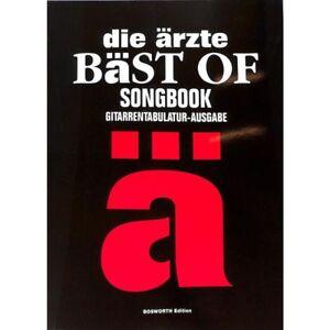 die-aerzte-BaeST-OF-Songbook-Gitarre-Noten-Musiknoten