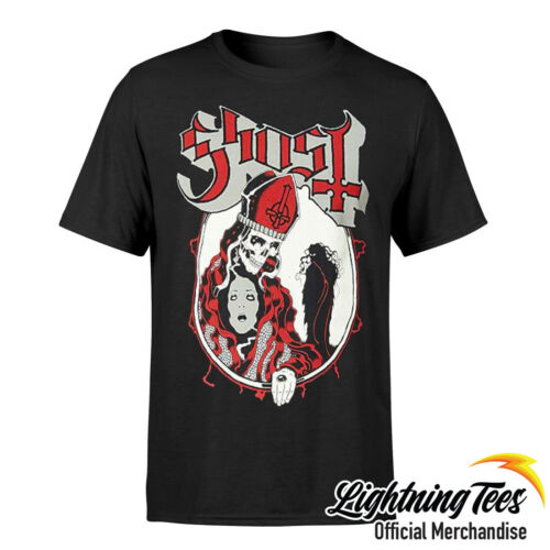 Official Ghost Possession Rock T-Shirt