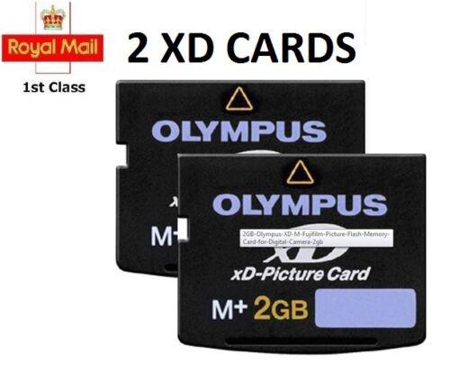 2GB Olympus M XD Picture Card