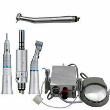 Usa Portable Dental Turbine Unit Compressor High Amp Low Speed Handpiece 3w 4h