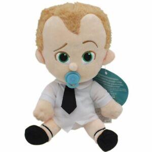 Cartoon Movie The Boss Baby Diaper Baby Plush Doll Toy Gift