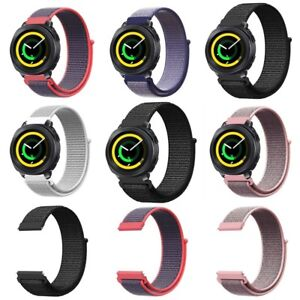 Nylon-Sport-Loop-Replacement-Strap-Bands-for-Samsung-Gear-Sport-Gear-S2-Classic