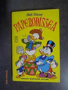CLASSICI-WALT-DISNEY-n-17-I-serie-1964-Mondadori-Paperodissea