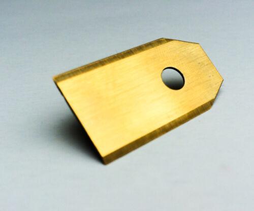 30x 0.45mm titane ti1 de rechange couteau lames pour Automower 230 ACX