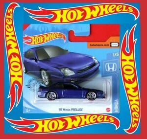 Hot-Wheels-2020-2-unidades-039-98-Honda-Prelude-166-250-neu-amp-ovp