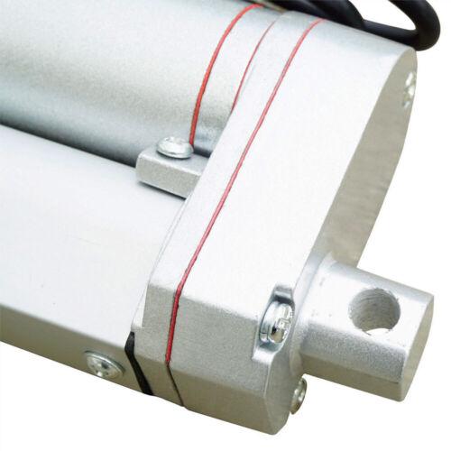 """Multi-function 8/"""" Stroke Linear Actuator 12V DC Motor Remote Controller Auto RV"""