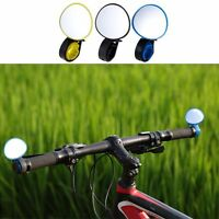 Adjustable Bicycle Accessory Cycling Bike Handlebar Rear View Rearview Mirror