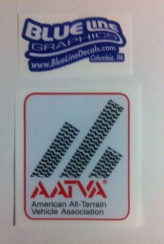 Vintage AATVA Decal Repro ATC 250R 200X 350X 90 Tri-Z Tecate TRX LT 250 BLG368