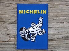 ECUSSON PATCH THERMOCOLLANT aufnaher toppa MICHELIN sport automobile bibendum