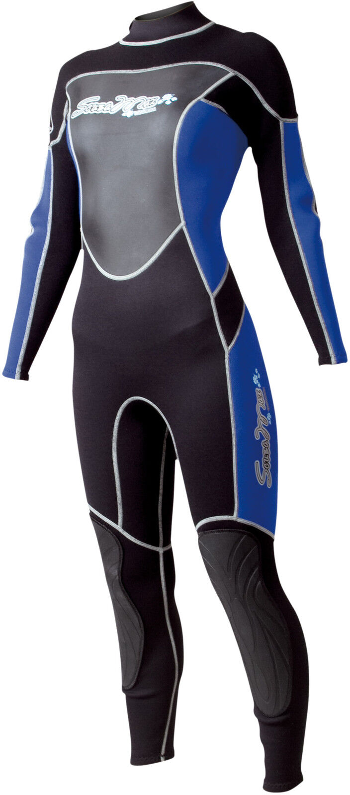 ScubaMax 3 2mm Women's Stretch WETSUIT Diving Surfing Water-Skiing Swimming 6