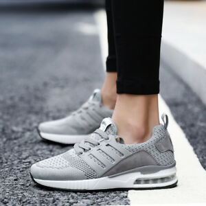 Women-039-s-Sneakers-Casual-Shoes-Athletic-Breathable-Gym-Air-Cushion-Sports-Running