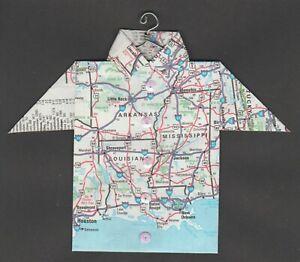 Origami-Map-Shirt-Arkansas-Louisiana-Mississippi-Texas-Tennessee-Houston