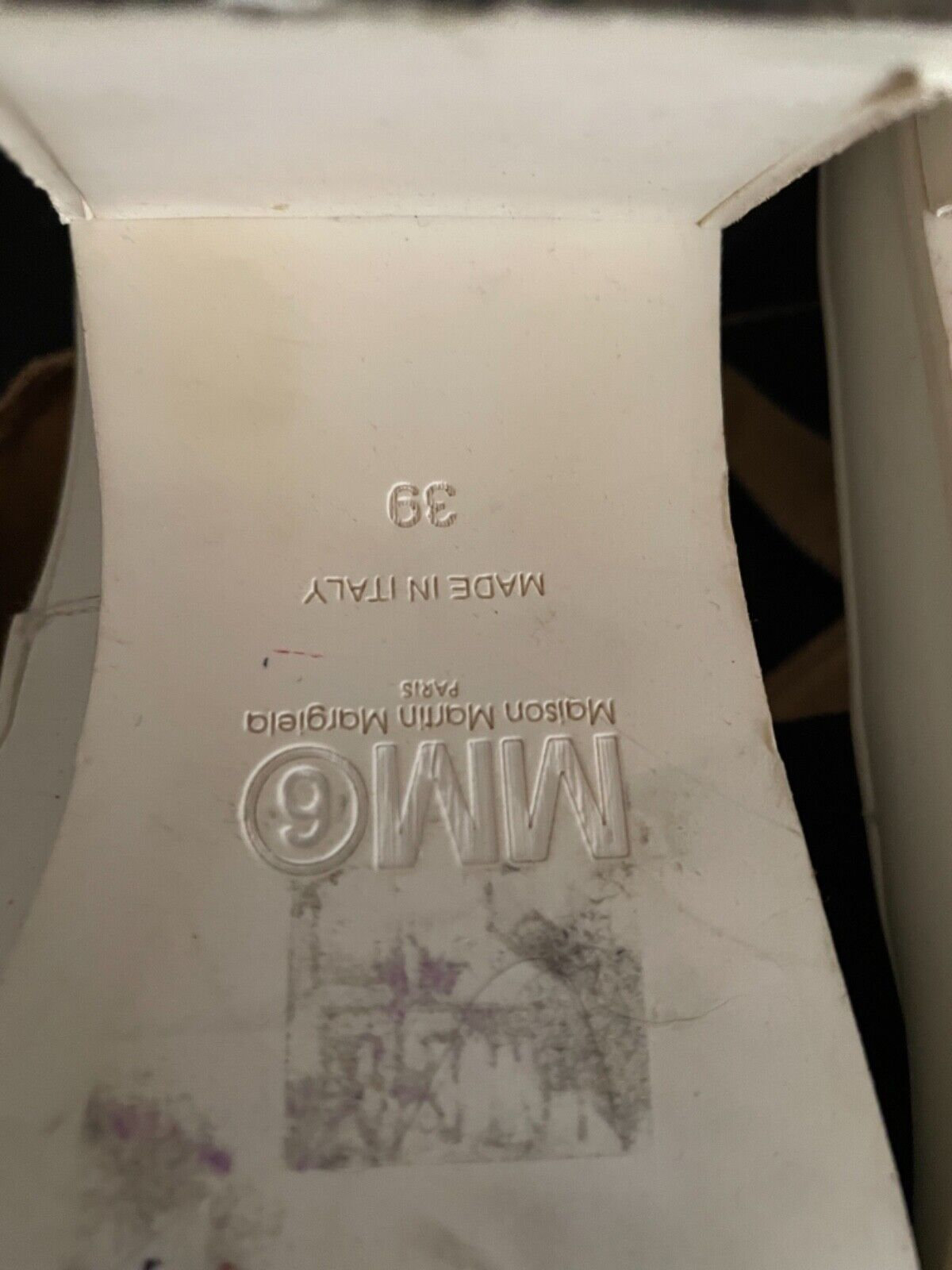 mm6 maison margiela shoes - image 5