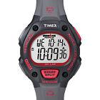 Timex T5K755, Men's Ironman 30-Lap Resin Watch, Alarm, Indiglo, T5K7559J