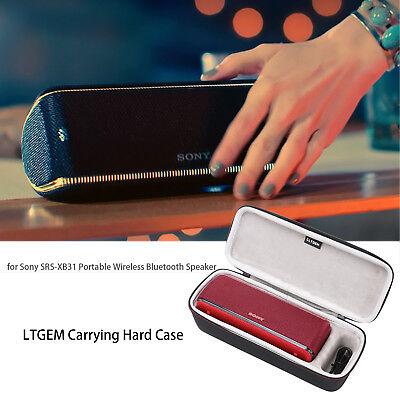 LTGEM EVA Hard Case for Vtin SoundHot Q1 Portable Waterproof Bluetooth Speaker