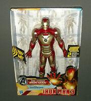 Arc Strike Iron Man 3 Action Figure W 2 Battle Modes Lights & Sounds 10