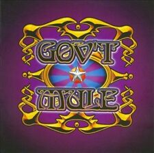GOV'T MULE - LIVE...WITH A LITTLE HELP FROM OUR FRIENDS (NEW CD)