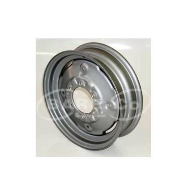 "Heavy Duty Wheel 550 x 16"" Suitable Models With Pressed Steel Wheel (WHEEL ONLY)"