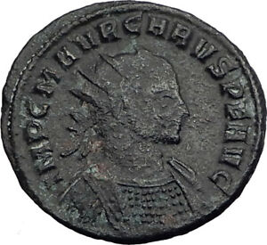 CARUS-283AD-Ticinum-Genuine-Original-Authentic-Ancient-Roman-Coin-i64785