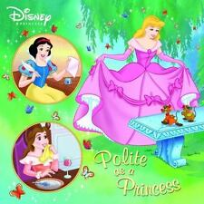 Pictureback: Polite as a Princess by Melissa Lagonegro and Melissa Arps (2006, Paperback)