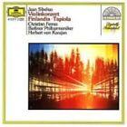 Sibelius: Violinkonzert; Finlandia; Tapiola (CD, Jun-1988, Deutsche Grammophon)