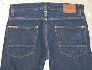 Cotton Quiksilver Fonc Homme Droite 100 31 Jeans Jambe X Bleu 32 1PqwHF1