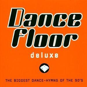 Dance-Floor-deluxe-Biggest-Dance-Hymns-of-the-90-039-s-Snap-Black-Box-Jam-2-CD