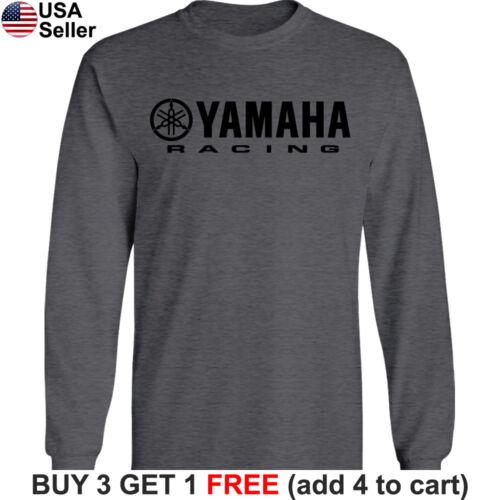 Carreras De Fábrica De Yamaha T-Shirt Moto equipo YZ 80 85 125 250 450 R1 R6 Fzr
