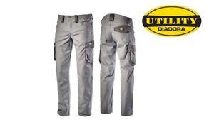 Pantalone da Lavoro Staff ISO 13688:2013 per Uomo IT M Utility Diadora