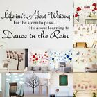 PVC Removable Tree Flower Cage Art Wall Stickers Decal Mural Home Room DIY Decor
