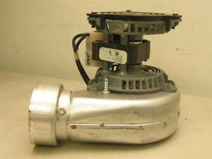 JAKEL J238-087-8165 Draft Inducer Blower Motor Assembly