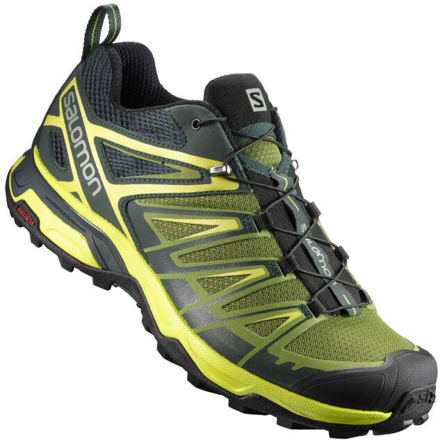 Hiking Trail 12 X Running 398666 Men's Shoes Darkest Eur Walking Salomon Boots Spruce 48uk 5 Ultra nwP0OkX8