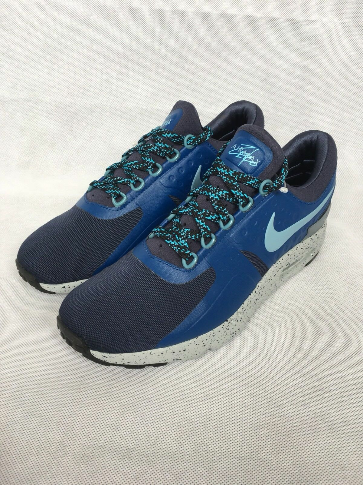 Nike Air Max Zero SE Blue Grey Uk Size 8 918232-400