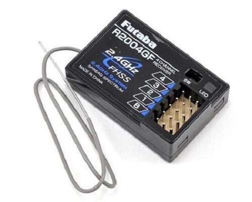 Futaba R2004GF FHSS FHSS FHSS 4-Channel 2.4GHz Receiver FUTL7617 f60ff4