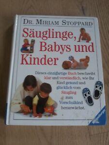 Saeuglinge-Babys-und-Kinder-Dr-Miriam-Stoppard-Ratgeber-Ravensburger