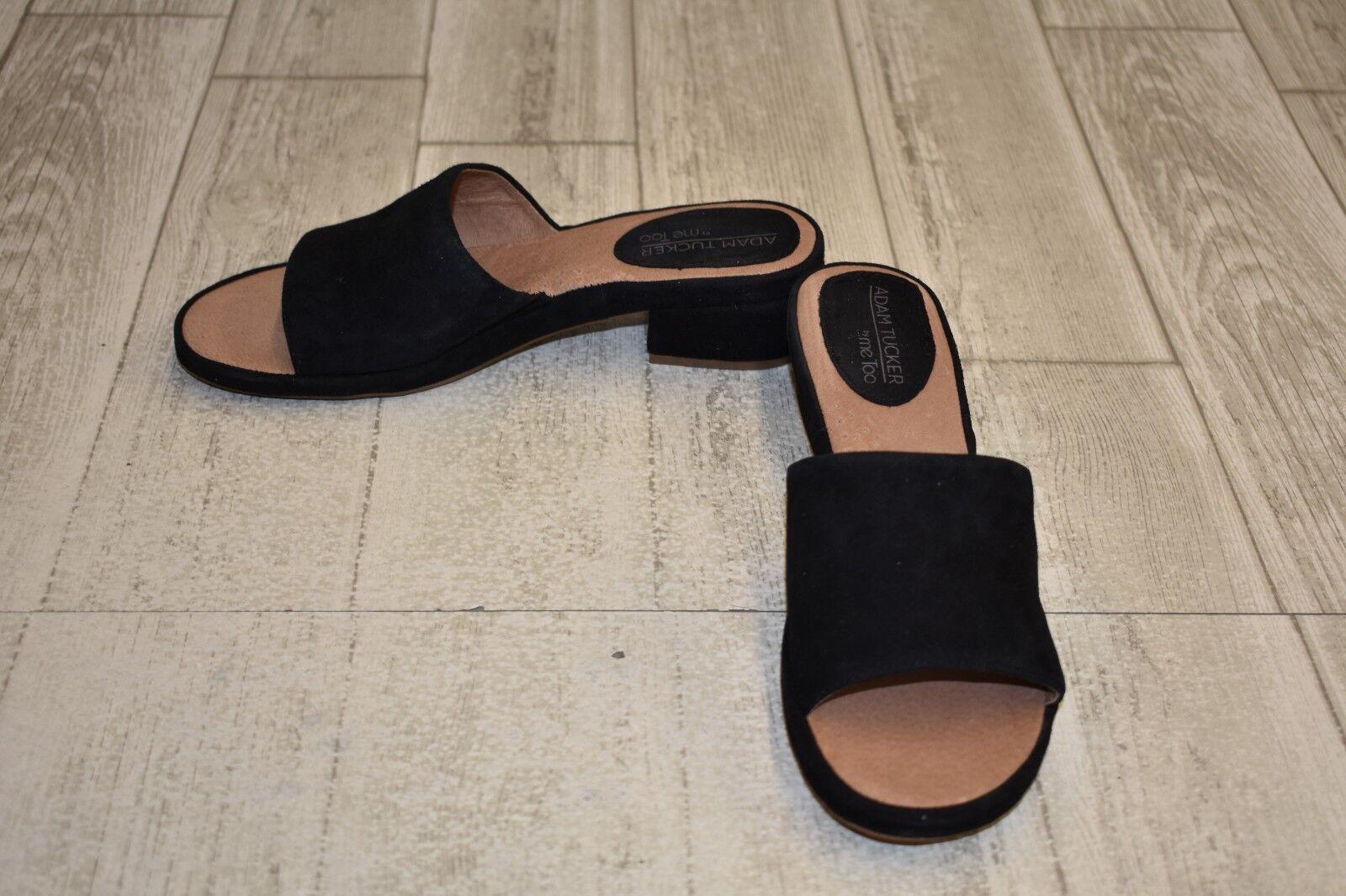 Adam Tucker by Me Too Yolo Sandal - Women's Size 7.5M, Black